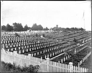 Alexandria National Cemetery - VA