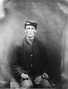 Emerson Johnson - 26th Ohio - died Salisburty