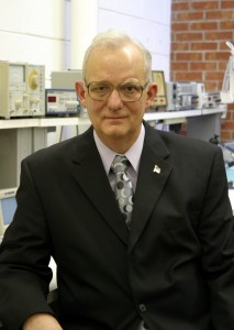 Mark Hughes in Lab - Website