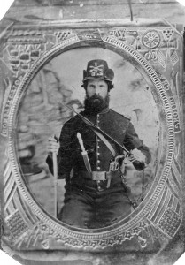 Private Hugh Thompson – Co. I 2nd Pennsylvania Cavalry – Died of diarrhoea at Salisbury on February 8, 1865